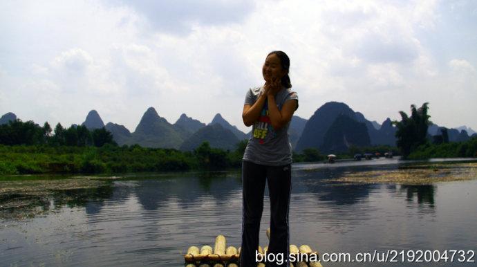 印象桂林D3遇龙河漂流游泳西街